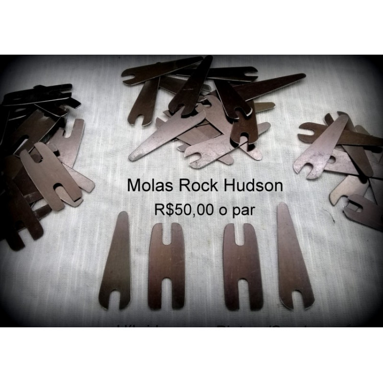 Par de Molas Rock Hudson